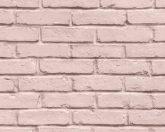 As-Creation Attractive 35856-3  Natur/Ipari design téglafal optikai 3D rózsaszín árnyalatok tapéta