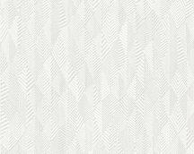 As-Creation Club Tropicana 35998-1 strukturált  3D fehér ezüst  tapéta