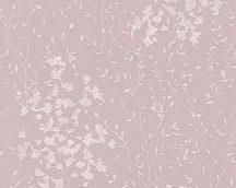 As-Creation Designdschungel 2, 36082-2 virágos  rózsaszín bézs fémes csillogó hatás tapéta