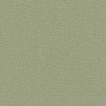 As-Creation Greenery 36713-7  Egyszínű strukturált zöld tapéta