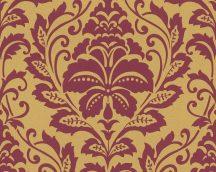 As-Creation Attractive 36910-3 Klasszikus Barokk díszítőminta arany piros fémes hatás tapéta
