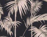 As-Creation Metropolitan Stories 36919-1 natur Vintage bambusz fekete roségold bronz fémes hatás tapéta