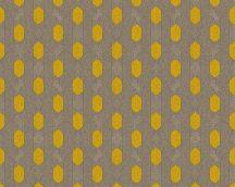 Architects Paper Absolutely Chic 36973-2  Grafikus hatszög/méhsejt mintázat barna szürkésbarna aranysárga tapéta