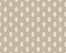 Architects Paper Absolutely Chic 36973-7  Grafikus hatszög/méhsejt mintázat szürkésbarna krémszín tapéta