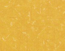 Architects Paper Absolutely Chic 36974-4  strukturált egyszínű rombuszok aranysárga tapéta