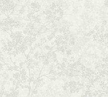 As-Creation New Walls 37397-2  COSY & RELAX Natur virágzó ágak krém bézs szürkésbézs tapéta