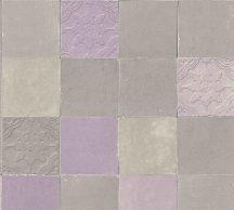 As-Creation New Walls 37406-2 FINCA HOME Natur csempetükör bézs szürke szürkésbarna lila tapéta