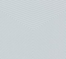 As-Creation Daniel Hechter 6, 37522-3 Geometrikus grafikus designminta világos szürke ezüstfényű vonalak tapéta