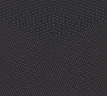 As-Creation Daniel Hechter 6, 37522-6  Geometrikus grafikus designminta fekete bronz finoman fénylő vonalak tapéta