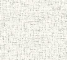 As-Creation Daniel Hechter 6, 37524-2 Natur Durva szövet strukturált fehér szürke tapéta