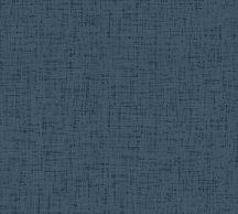 As-Creation Daniel Hechter 6, 37524-5  Natur Durva szövet strukturált kék és sötétkék árnyalatok tapéta