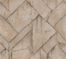 As-Creation Industrial 37741-6 Natur/Ipari stílus illeszkedő betonlapok bézs barna szürke tapéta