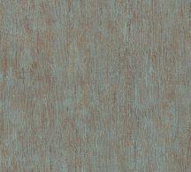 As-Creation Industrial 37746-2 Natur fakéreg mintázat zöld barna tapéta