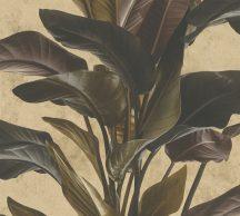 As-Creation Metropolitan Stories II, 37862-4  Natur nagyformátumú levelek bézs barna arany árnyalatok tapéta