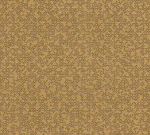 As-Creation Metropolitan Stories II, 37866-1 Etno Grafikus dekoratív keleties díszítőminta aranysárga barna fémes hatás tapéta