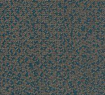 As-Creation Metropolitan Stories II, 37866-4 Etno Grafikus dekoratív keleties díszítőminta petrolkék bézsarany/arany sötétszürke fémes hatás tapéta