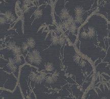 As-Creation Metropolitan Stories II, 37867-2 Natur virágzó japán cserje szürke antracit bézsarany tapéta