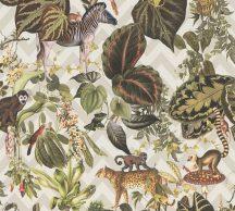 As-Creation Michalsky-Change is Good 37990-3 Natur Dzsungel Trópusi életkép Michalsky stílusában bézs zöld szines tapéta