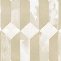 Eijffinger ENSO 386500 modern geometrikus 3D márvány bézs krém ecru arany tapéta