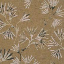 Eijffinger ENSO 386541 natur botanikus virágos fémes arany fekete bézs rózsaszín tapéta