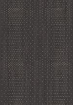 Eijffinger Topaz 394513 SPARKLE Geometrikus fémes pontokkal kialakított négyzet minta sötétbarna arany tapéta