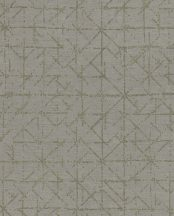 Eijffinger Topaz 394532 GRAPHIC Absztrakt grafikus szürkésbézs arany fémes hatás tapéta