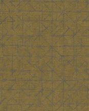 Eijffinger Topaz 394533 GRAPHIC Absztrakt grafikus okker/aranysárga csillogó bézs fémes hatás tapéta