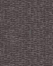 Eijffinger Topaz 394554 BLOCKS Absztrakt barnás ibolyaszín ezüst fémes hatás tapéta