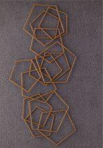 Eijffinger BOLD 395845 TWEED Rusztikus durva szövet hatás sötétszürke antracit ezüst tapéta