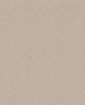 Eijffinger BOLD 395851 CURVES Grafkius hullámminta bézs homokszín arany tapéta