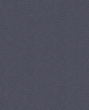 Eijffinger BOLD 395853 CURVES Grafkius hullámminta kék szürke ezüst tapétatapéta