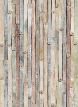 Komar Vintage Wood 4-910 poszter