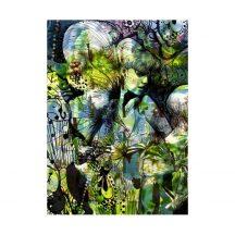 Komar Aphrodité's Garden 4-915 poszter