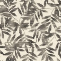 Rasch Denzo 406320 Natur levélmintázat krém bézs antracit tapéta