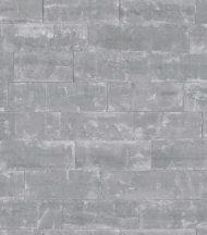 Rasch Modern Surfaces 2, 414622 Natur/Ipari design természetes elegáns kőmintázat szürke árnyalatok szürkésfehér tapéta