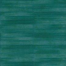Rasch CLUB 418408 Natur Varrott csíkos angolna bőrére emlékeztető minta/struktúra benzinzöld tapéta