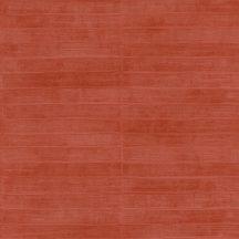 Rasch CLUB 418507 Natur Varrott csíkos angolna bőrére emlékeztető minta/struktúra téglavörös tapéta