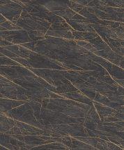 Rasch Factory IV 428964 Natur Kontrasztos természetes és dinamikus márványerezet minta sötétszürke/antracit csillogó arany tapéta