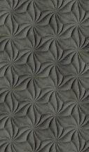Marburg Smart Art Easy 47228 Grafikus lenyűgöző háromdimenziós díszítőminta sötétszürke antracit falpanel