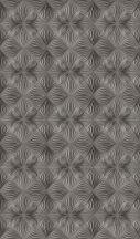 Marburg Smart Art Easy 47231 Grafikus háromdimenziós díszítőminta szürke árnyalatok ezüst falpanel