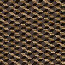 Hohenberger Universe 51210 VENUS UMBER BROWN Geometrikus díszítőminta applikált gránitszemcsékkel tapéta