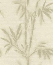 Rasch Mandalay 529142  bambusz krémfehér zöldarany tapéta
