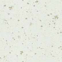 Rasch Most Fabulous 530827  natur festékfoltok világoskék arany tapéta
