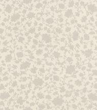 Rasch Trianon XII, 532449 klasszikus indaminta krémfehér ezüstszürke  tapéta