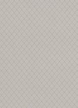 Eriemann Hacienda 5414-38  etno grafikus krém szürkésbarna tapéta