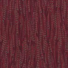 Rasch Highlands 550269  Natur fácántoll mintázat burgundipiros zöldarany tapéta