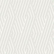 Ugepa Galactik 574729 (L94799) Geometrikus grafikus 3D fehér szürke szürkésbézs tapéta
