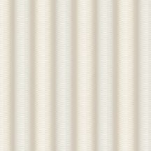 Marburg Colani Legend 59812  design csíkos vízszintesen hullámos 3D bézs krém szürke ezüst fémes hatás tapéta