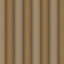 Marburg Colani Legend 59814  design csíkos vízszintesen hullámos 3D barna bronz fémes hatás tapéta