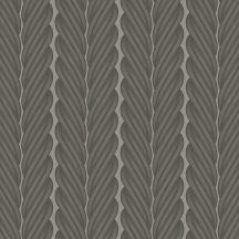 Marburg Colani Legend 59828  design csíkos stilizált díszítőminta  szürke ezüst antracit fémes hatás tapéta